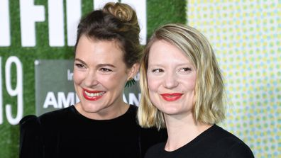 Judy and Punch London Film Festival Mia Wasikowska Mirrah Foulkes 1