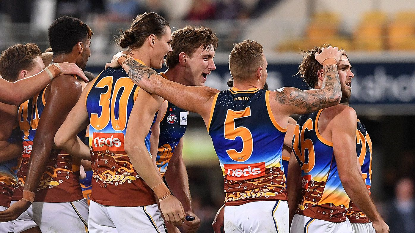 Hawks star James Sicily in hot water over off-ball hit as Brisbane Lions complete stunning comeback