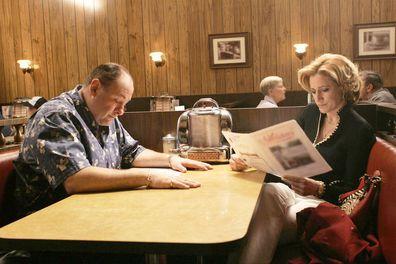 The Sopranos finale.