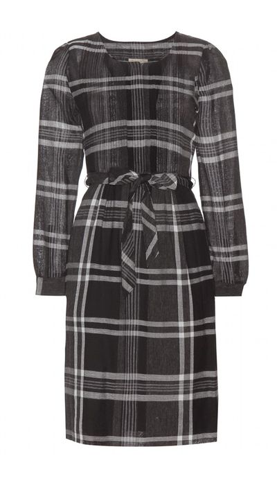 "<p><a href=""http://www.mytheresa.com/en-au/catrin-checked-dress.html"" target=""_blank"">Dress, $870, Burberry Brit at mytheresa.com</a></p>"