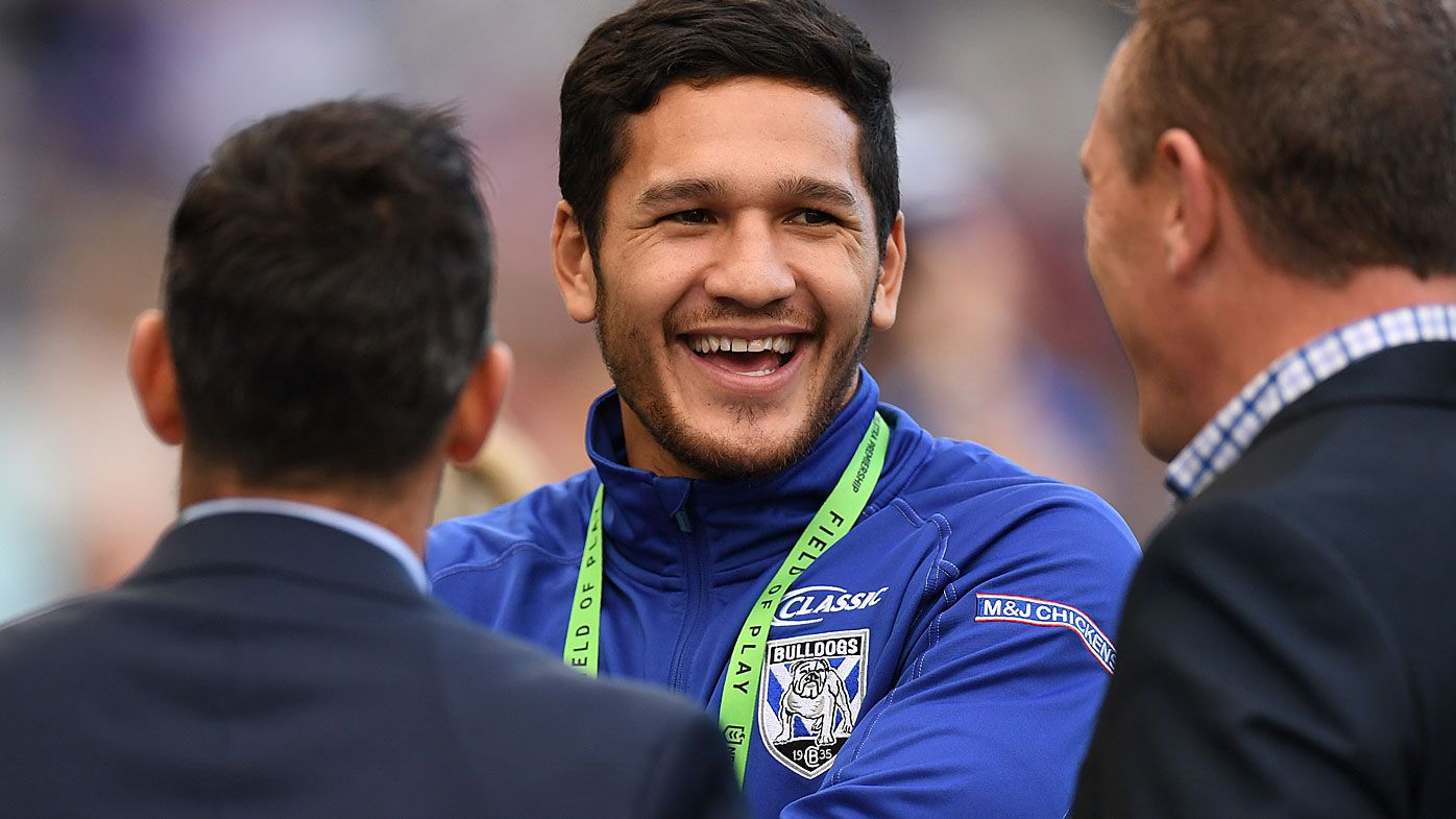 New Bulldogs recruit DWZ addresses Penrith Panthers culture concerns