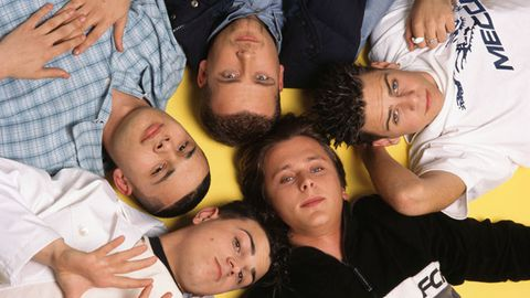 'Swagga' needed: Boy band 5ive using Facebook to find new member
