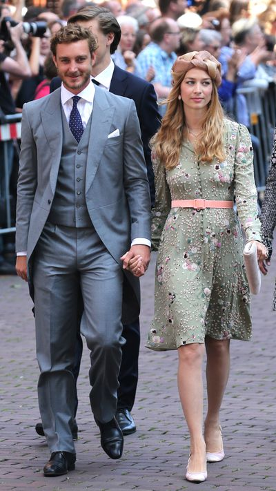 <p>8. Beatrice Borromeo</p> <p>As the daughter of&nbsp;Don&nbsp;Carlo Ferdinando Borromeo, Count of&nbsp;Arona and  Countess Donna Paola Marzotto, Beatrice Borromeo belongs to the Italian aristocracy but doubled down on her royal credentials by marrying Pierre Casiraghi (son of Princess Caroline of Hanover) in 2015.</p> <p>Beatrice is a television personality in Italy but is also watched for her individual and extravagant fashion choices. For her wedding she wore four dresses.</p> <p>&nbsp;</p>