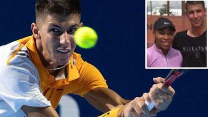 Meet Alexei Popyrin: The 19-year-old Aussie who'll be our next tennis star