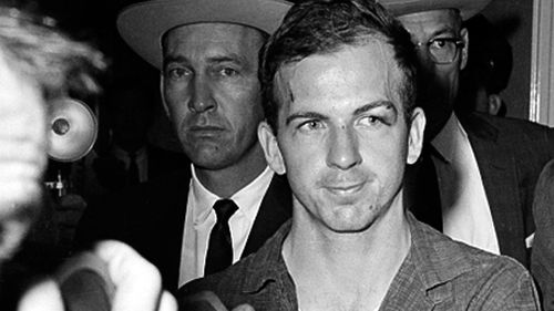 Conspiracy theories argue Lee Harvey Oswald, suspected assassin of US President John F. Kennedy, did not act alone. (AP Photo)