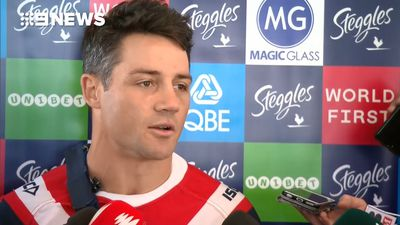 Sydney Roosters name Mitch Aubusson at halfback for NRL GF, Cronk on extended bench