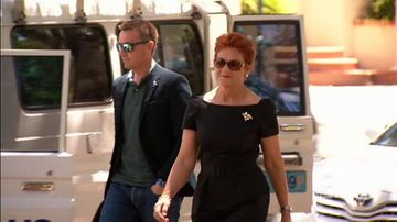 Claims Pauline Hanson's One Nation becoming a divided party