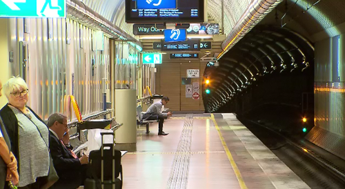 Station skipping is now being factored into reliability calculations. (9NEWS)