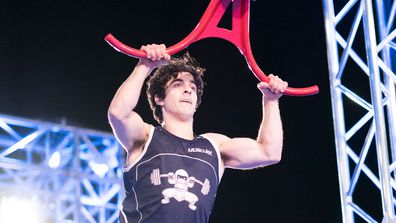 Matthew Marazita smashes the Australian Ninja Warrior course in heat four of season 3 2019.