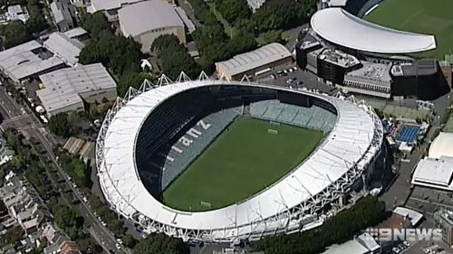 Allianz Stadium will be knocked over and rebuilt into a 45-000-seat stadium.