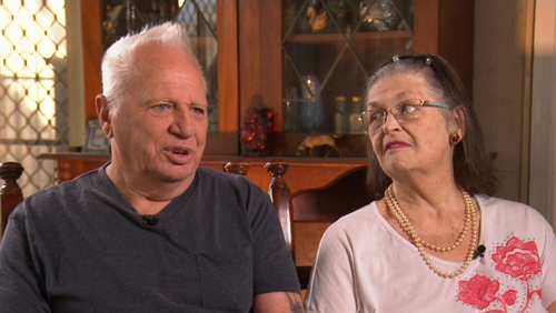 Keith and Yvonne Holloway have dedicated their lives to fostering children. (9NEWS)