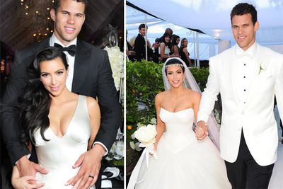 """After just 72 days of marriage reality TV star<b> Kim Kardashian</b> called off her marriage to basketballer <b>Kris Humphries</b>. E! News host <b>Ryan Seacrest</b>', confirmed the split. """"Yes @kimkardashian is filing for divorce this morning. I touched base with her,"""" he tweeted."""