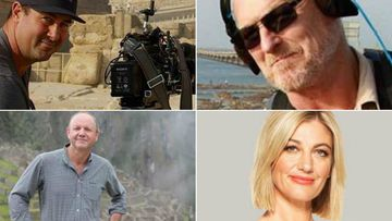 Tracy Grimshaw: 'Our four friends are not tabloid cowboys'
