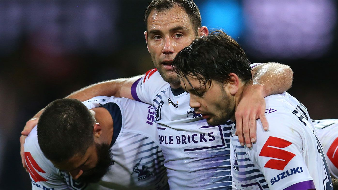 Cameron Smith unsure of playing on in 2020 after Storm preliminary final loss