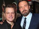 Celebrity neighbours, Matt Damon, Ben Affleck