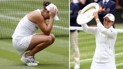 Barty's Wimbledon dream comes true