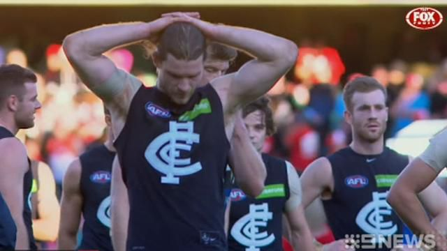 Bolton rues AFL close shaves for Carlton