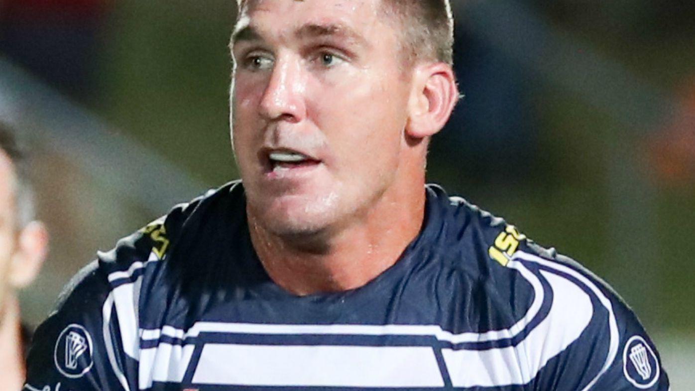Scott Bolton of the Cowboys