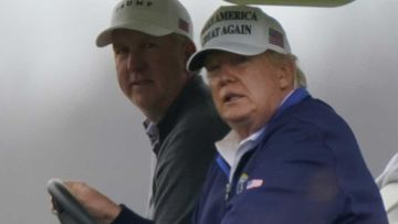 President Donald Trump has played more rounds of golf than he has held press conferences in the aftermath of the election.