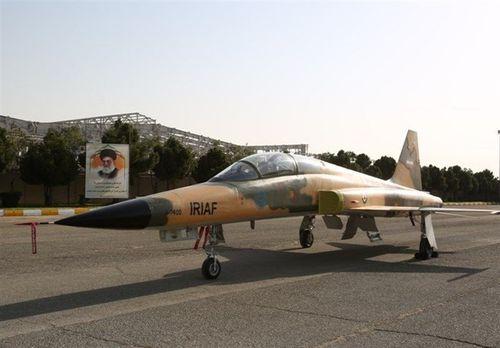 The Kowsar fighter jet.