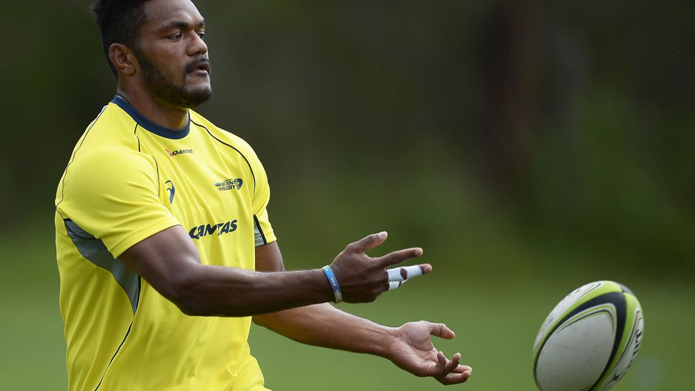 Henry Speight has been added to the Wallabies' squad. (Getty Images)