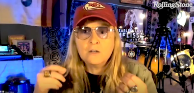 Melissa Etheridge talks to Rolling Stone about her son Beckett's death