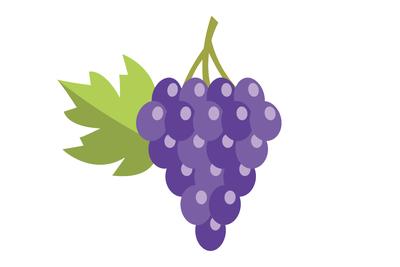 6. Calories in grapes