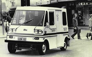 TODAY IN HISTORY: Sydney locals stunned by appearance of electric van