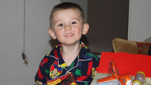William Tyrrell disappeared in September, 2014.
