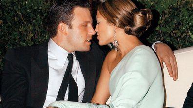 Ben Affleck and Jennifer Lopez: January 2004