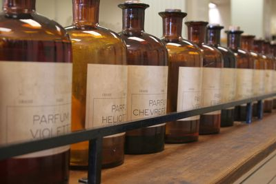 <strong>Create your own perfume in France</strong>