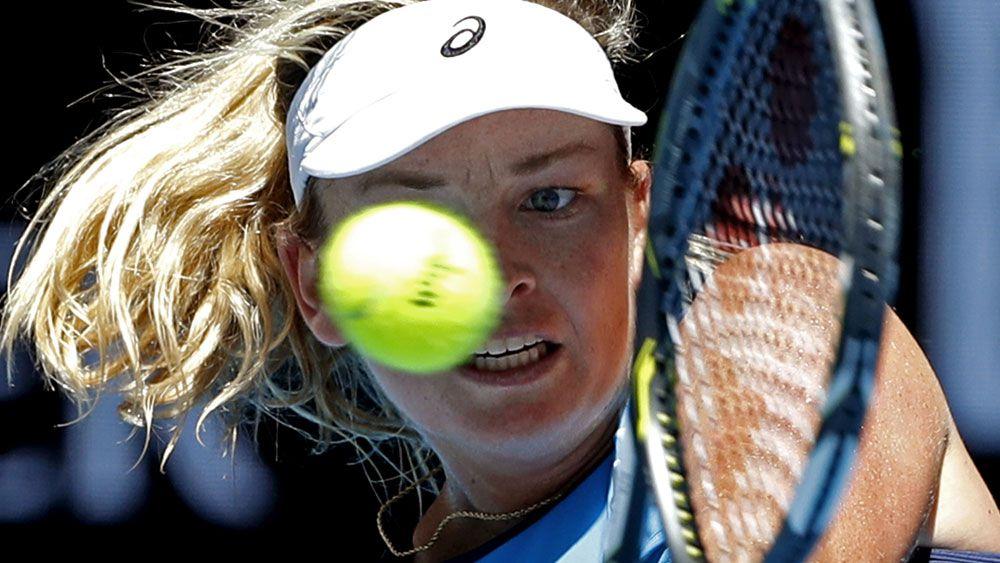 Coco Vandeweghe has her eyes on the prize, (AAP)