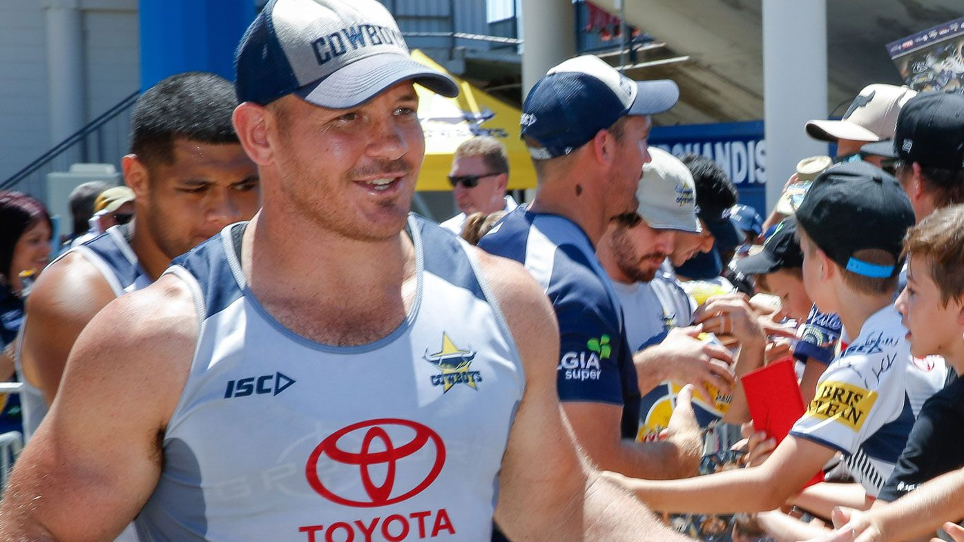 Matt Scott is a fan favourite in Townsville