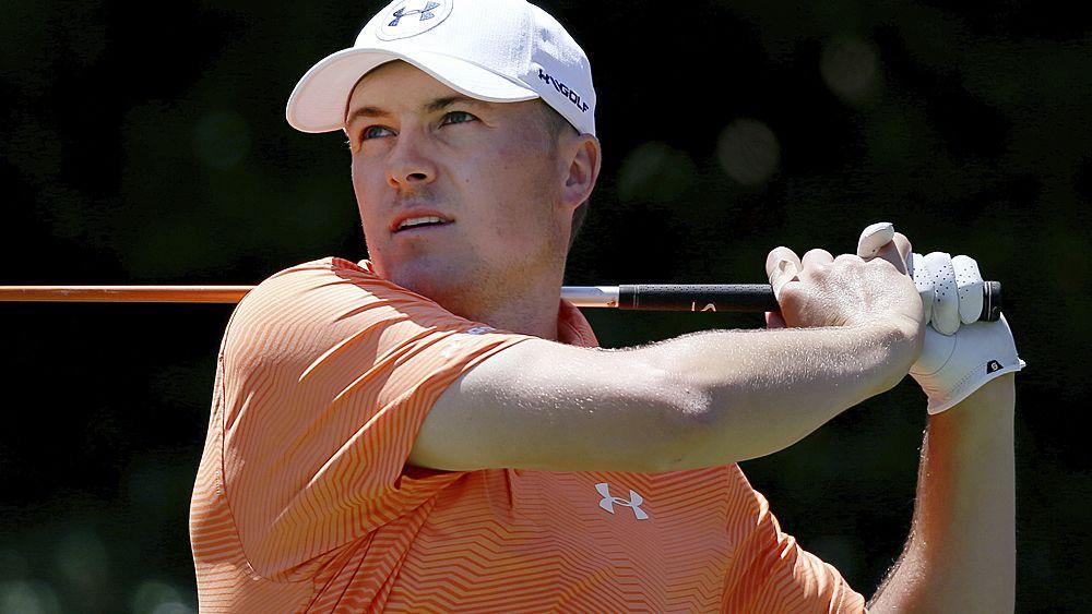 Australian Open 2017: Jordan Spieth seven shots back, Cameron Davis leads