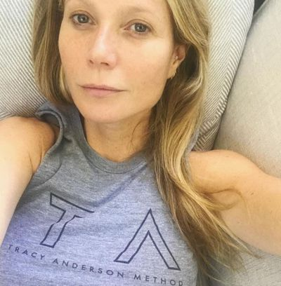 """<p>Gwyneth Paltrow has turned 45 - and her incredible face is the best kind of reminder that even in Hollywood, age is just a number.</p> <p>The Academy Award-winner refuses to let her age dictate how she feels or what she does and has happily embraced ageing naturally-something of a rarity among the A-list.</p> <p>""""Of course I have wrinkles and grey hair. But I genuinely love it. This is who I am,"""" Paltrow told <em><a href=""""https://www.wmagazine.com/story/gwyneth-paltrow-aging-beauty"""" target=""""_blank"""" draggable=""""false"""">PeopleStyle</a></em><a href=""""https://www.wmagazine.com/story/gwyneth-paltrow-aging-beauty"""" target=""""_blank"""" draggable=""""false"""">.</a> </p> <p>The mother-of-two founded 'Goop' a lifestyle brand in 2008 that promotes a clean and healthy way of living through its , blog, e-commerce site and annual wellness summit. </p> <p>Gwyneth's approach to <a href=""""http://style.nine.com.au/2017/03/14/10/45/gwyneth-paltrow-book-beauty-recipes-perfect-skin-glow-model-actress-goop"""" target=""""_blank"""" draggable=""""false"""">natural beauty and health </a>has certainly played a part in the actress's ageless complexion, which she frequently shows off with bare-faced selfies on social media.</p> <p>But it's Paltrow's view on beauty that is the most inspirational.</p> <p>""""I think there's a really beautiful thing that happens with age, which is that you start to understand and categorize beauty in a different way,""""</p> <p>""""Accepting yourself and feeling beautiful really has so little to do with the outside and with measurable pulchritude. If you really like yourself, you really feel beautiful,"""" Paltrow told <em><a href=""""https://www.wmagazine.com/story/gwyneth-paltrow-aging-beauty"""" target=""""_blank"""" draggable=""""false"""">W Magazine.</a></em></p>"""