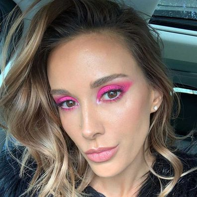 Bec Judd is bracing to wrap up her Melbourne mansion reno
