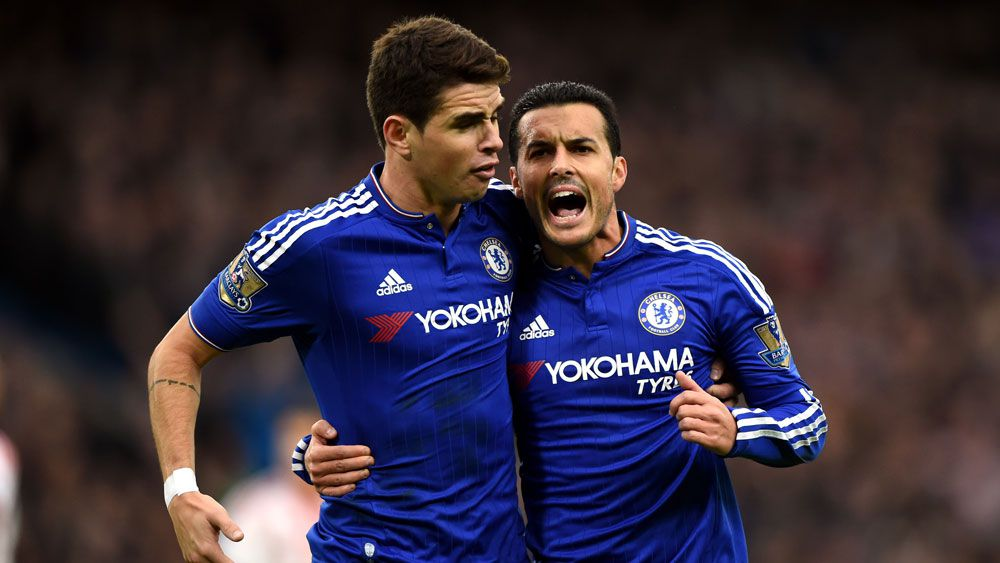 Chelsea beats Sunderland 3-1, Man U loses