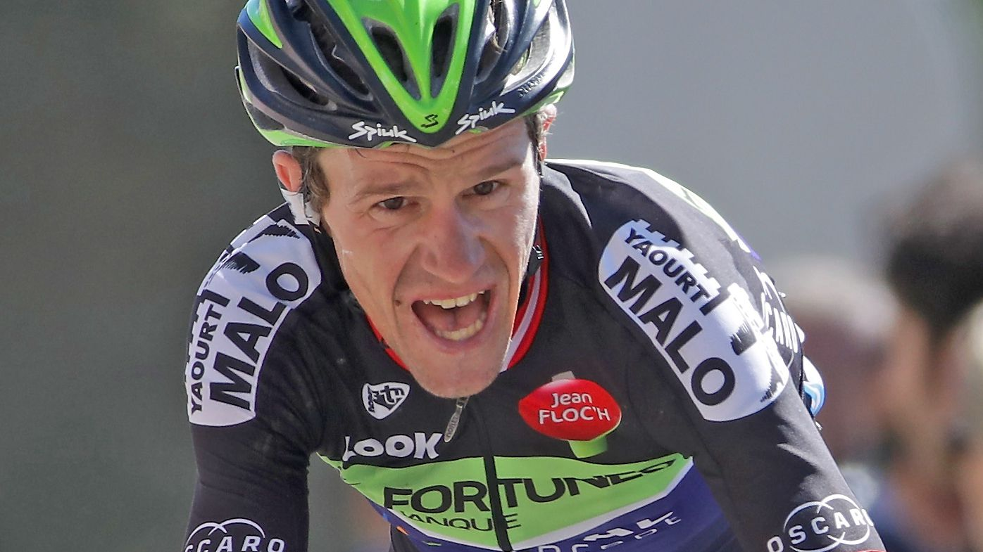 Retired cyclist Chris Anker Sorenson dead at 37 after being struck by car