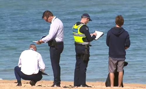 Police are investigating after the discovery of a body.