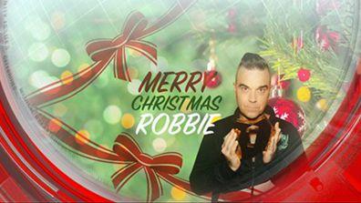 Merry Christmas Robbie