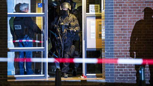 Dutch counter-terrorism police arrest man over alleged links to Paris plot