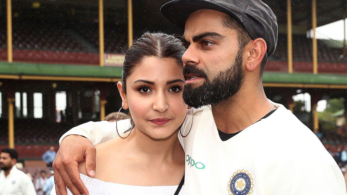 Virat Kohli's wife Anushka Sharma hits out at 'distasteful' comment from cricket icon Sunil Gavaskar
