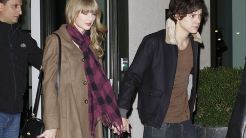 Taylor Swift takes Harry to gig in her private jet, doesn't invite 1D bandmates