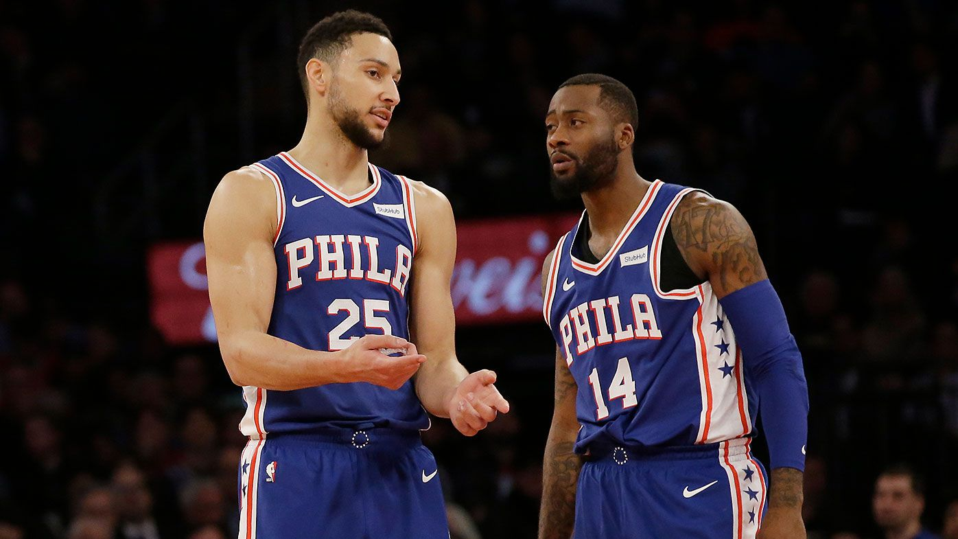 Ben Simmons forced into Twitter explanation after awkward sneaker exchange