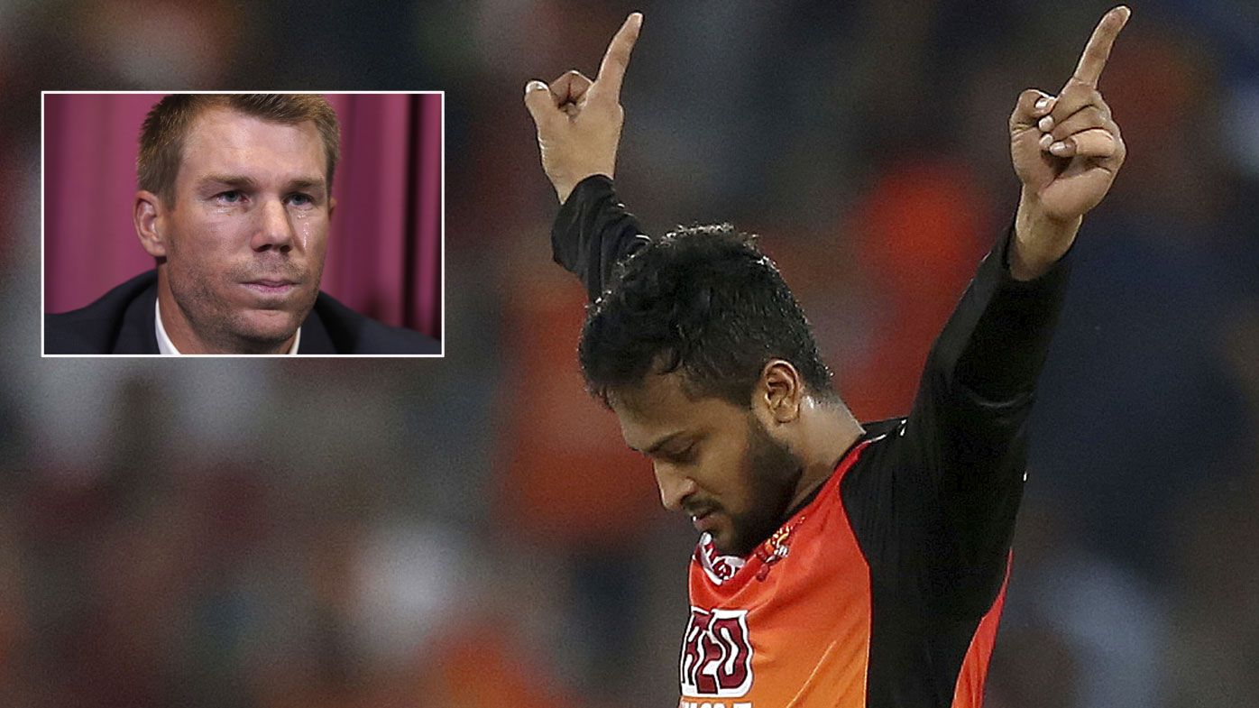 Sunrisers Hyderabad shrug off David Warner loss in IPL win over Rajasthan Royals