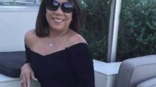 Marilou Danley has arrived in the US for questioning. (Supplied)