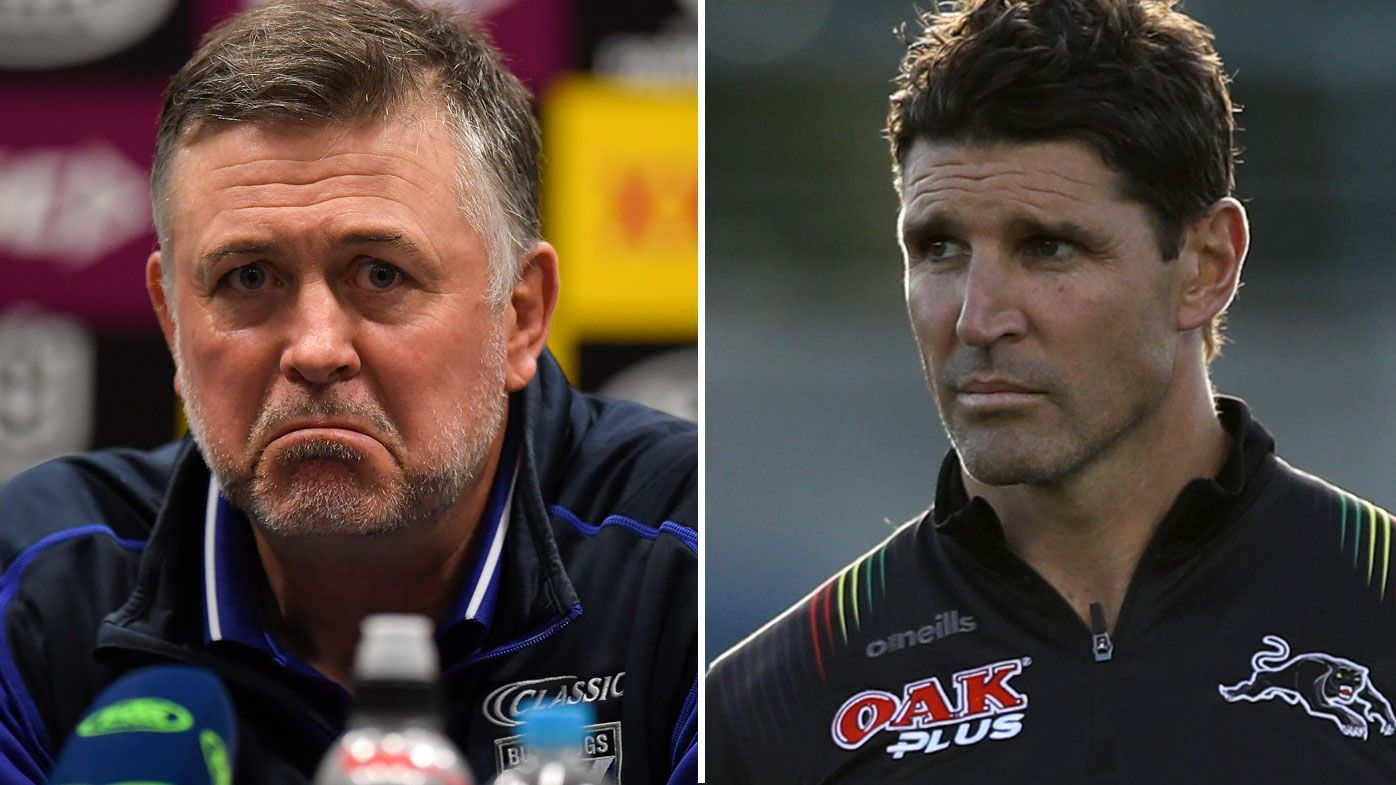Dean Pay's time at the Bulldogs look to be up with Trent Barrett firming as his likely successor.