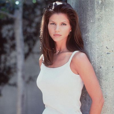 Charisma Carpenter: Then…