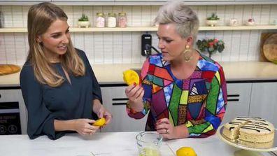 Britt Cohen and Jane de Graaff test kitchen hacks