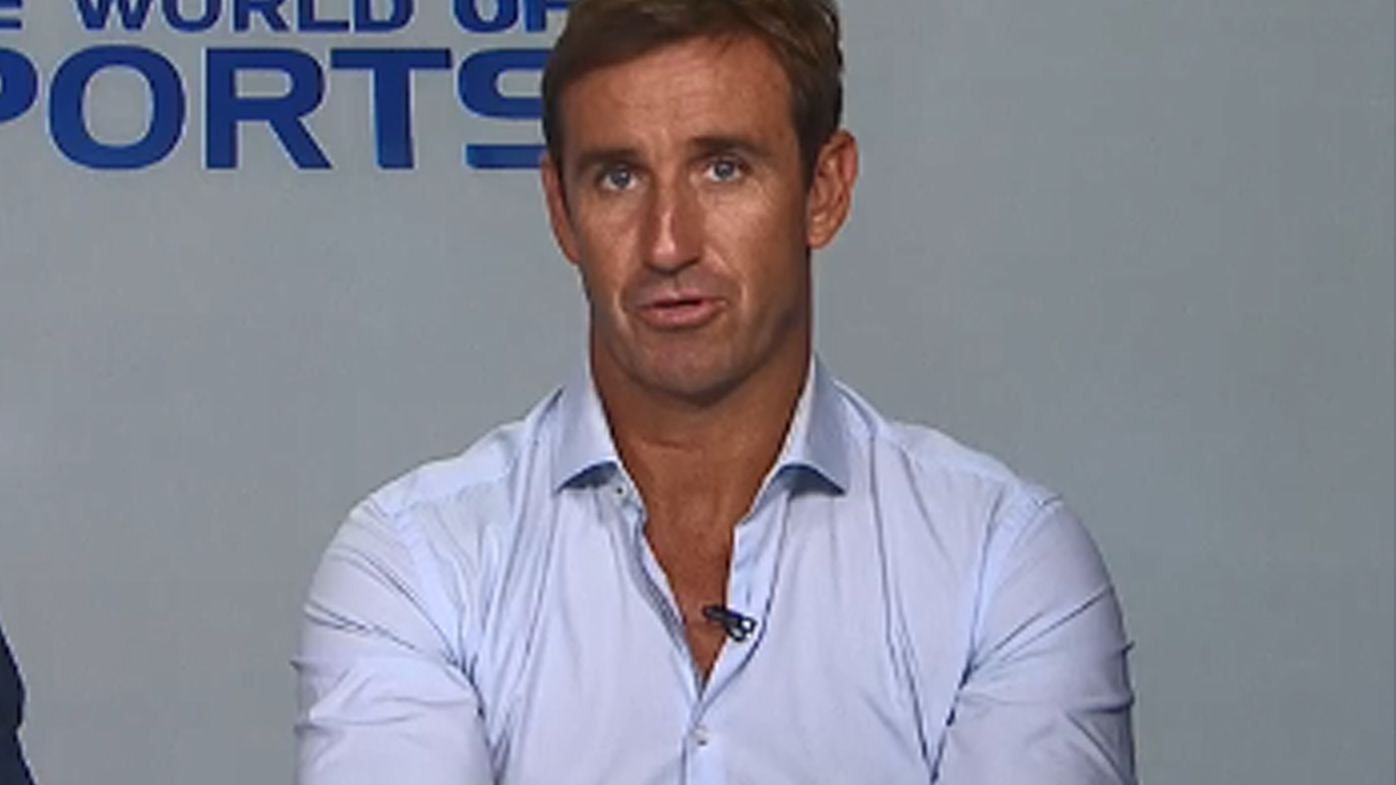Andrew Johns calls for NRL Bunker to eliminate numerous slow-mo replays after MacDonald howler